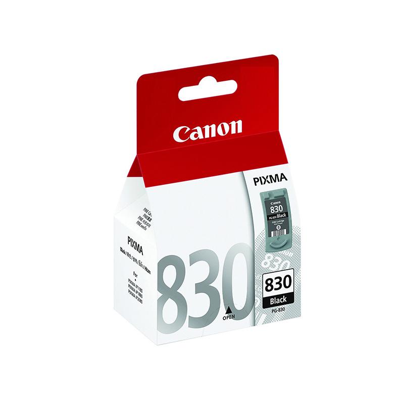PG-830黑色墨盒(适用iP1180/iP1980/iP2680/MP198/MX318/MX308)