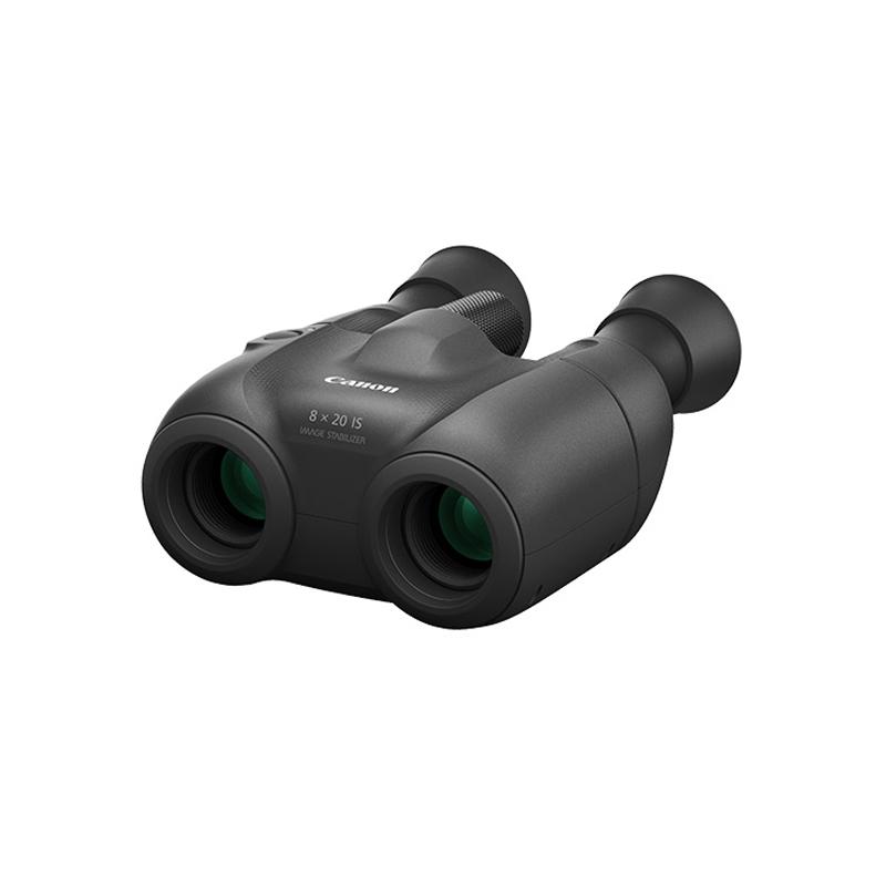 双眼望远镜  8x20 IS