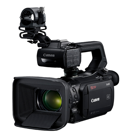 专业数码摄像机XA55