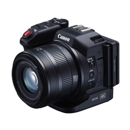 新概念数码摄像机XC10