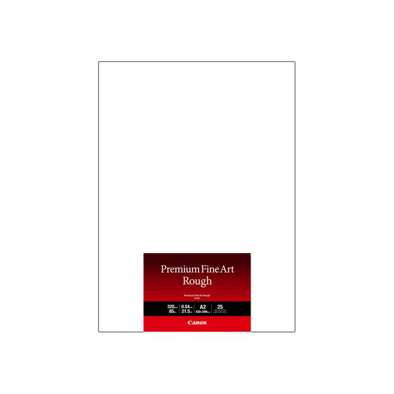 佳能(Canon)专业粗面艺术纸 FA-RG1 A2(25张/包)