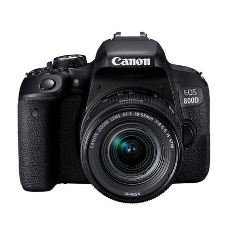 官方翻新品-EOS 800D 套机 EF-S 18-55mm f/4-5.6 IS STM