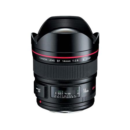 官方翻新品-EF 14mm f/2.8L II USM