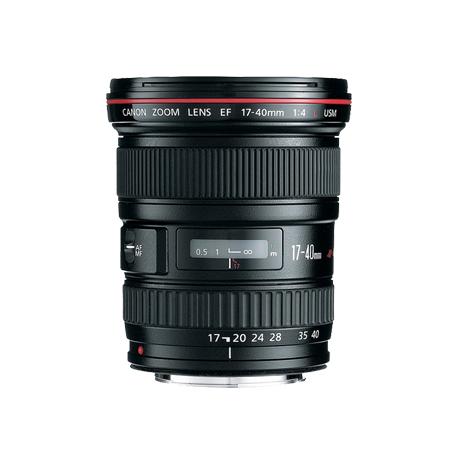 官方翻新品-EF 17-40mm f/4L USM