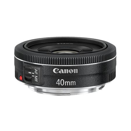 官方翻新品-EF 40mm f/2.8 STM 黑色