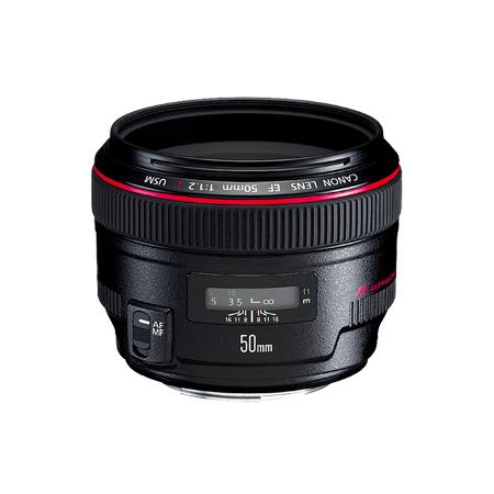 官方翻新品-EF 50mm f/1.2L USM