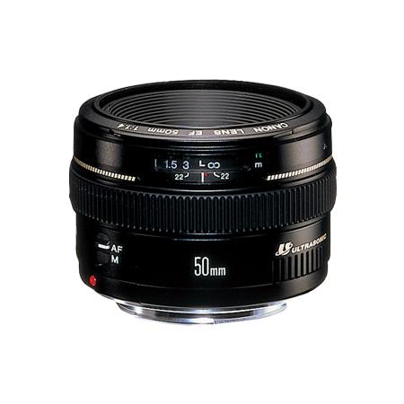 官方翻新品-EF 50mm f/1.4 USM