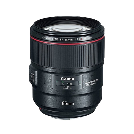 官方翻新品-EF 85mm f/1.4L IS USM