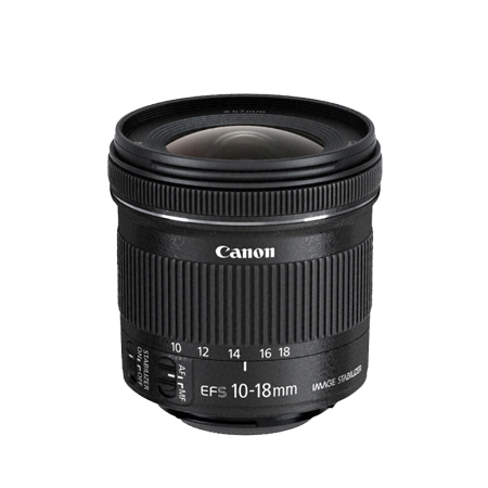 官方翻新品-EF-S 10-18mm f/4.5-5.6 IS STM