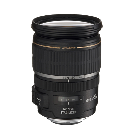 官方翻新品-EF-S 17-55mm f/2.8 IS USM