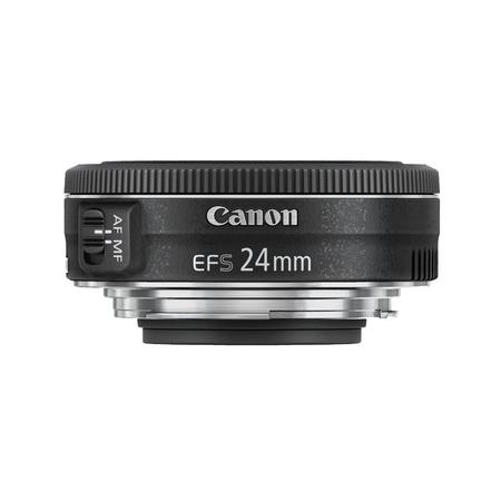 官方翻新品-EF-S 24mm f/2.8 STM
