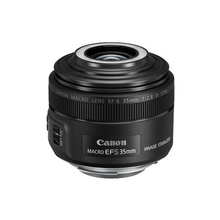 官方翻新品-EF-S 35mm f/2.8 IS STM 微距