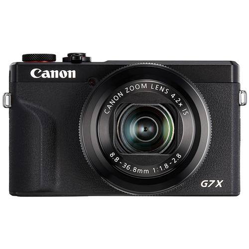 官方翻新品-PowerShot G7X Mark III 黑色