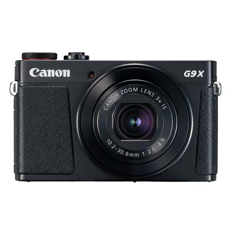 官方翻新品-PowerShot G9X Mark II 黑色