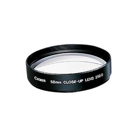 58MM近摄镜片 250D