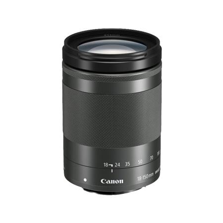 EF-M 18-150mm f/3.5-6.3 IS STM 黑色