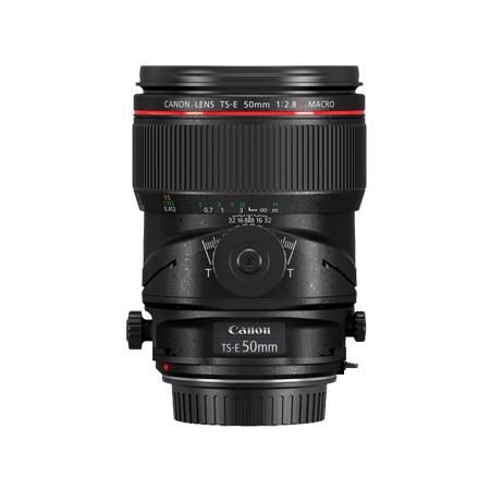 TS-E 50mm f/2.8L 微距