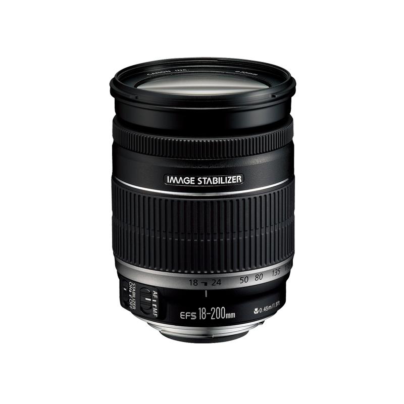 EF-S 18-200mm f/3.5-5.6 IS