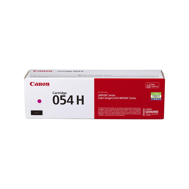 硒鼓CRG054H M大容量品红(适用MF641Cw/MF643Cdw/MF645Cx/LBP623Cdw等)