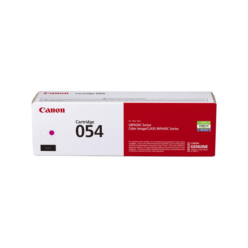 硒鼓CRG054 M标准容量品红(适用MF641Cw/MF643Cdw/MF645Cx/LBP623Cdw等)