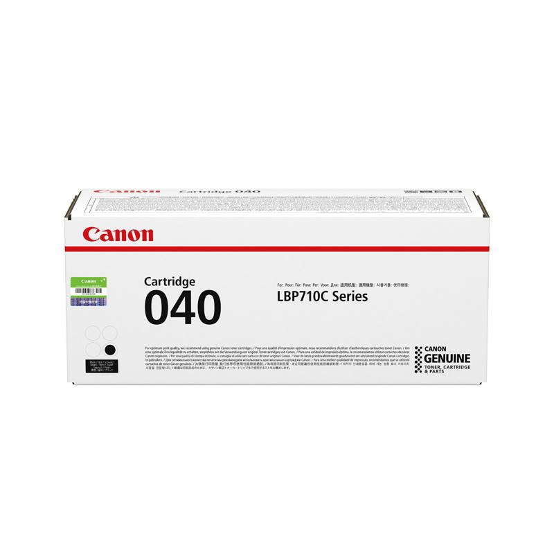 硒鼓CRG040 BK标准容量黑色(适用LBP710Cx/LBP712Cx)