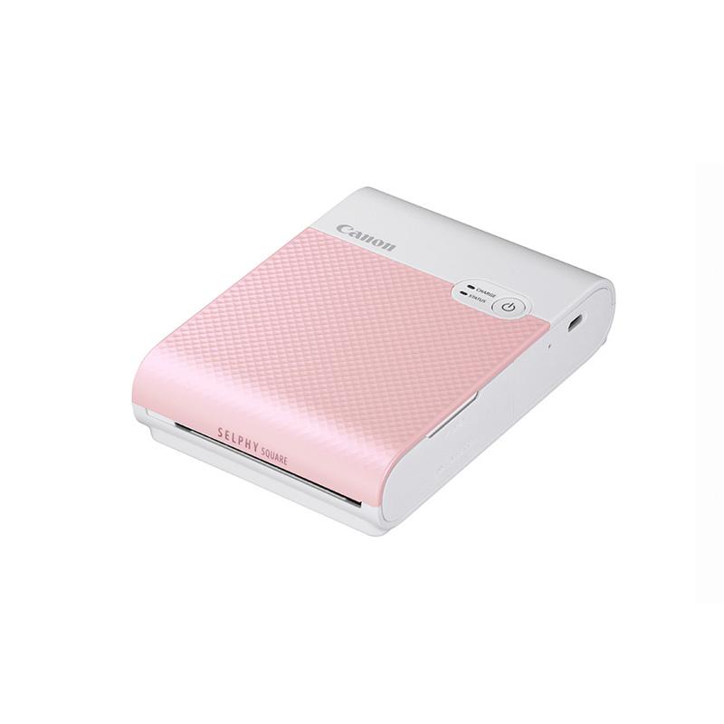 SELPHY SQUARE QX10 粉色