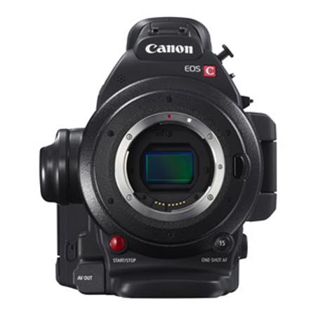 Cinema EOS摄影机C100MKII