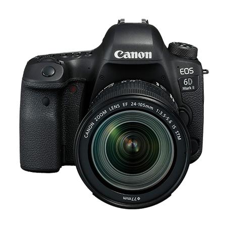 官方翻新品-EOS 6D Mark II 套机 EF 24-105mm f/3.5-5.6 IS STM