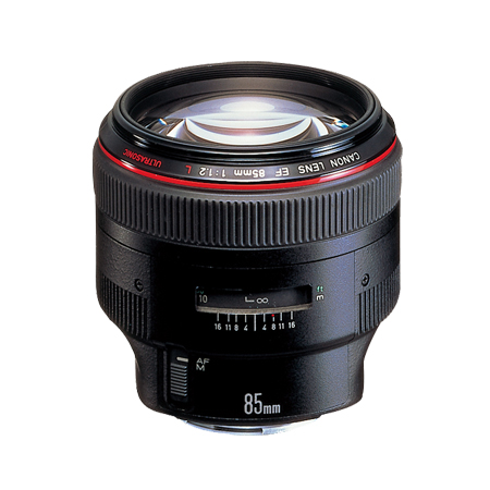 官方翻新品-EF 85mm f/1.2L II USM