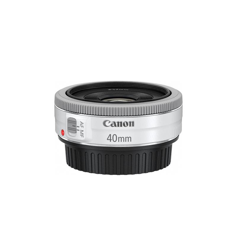 EF40mm 1:2.8 STM 白色 翻新品