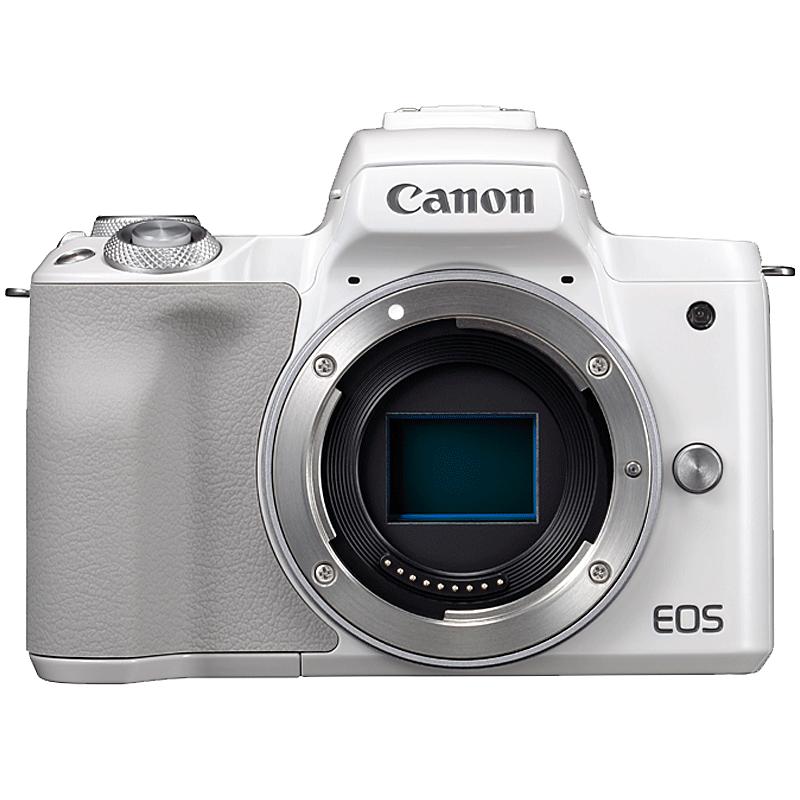 EOS M50 机身(白)