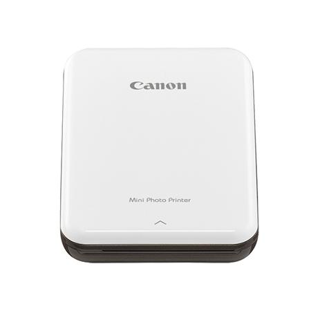 佳能手机照片打印机 瞬彩 PV-123 钛晶灰AA01
