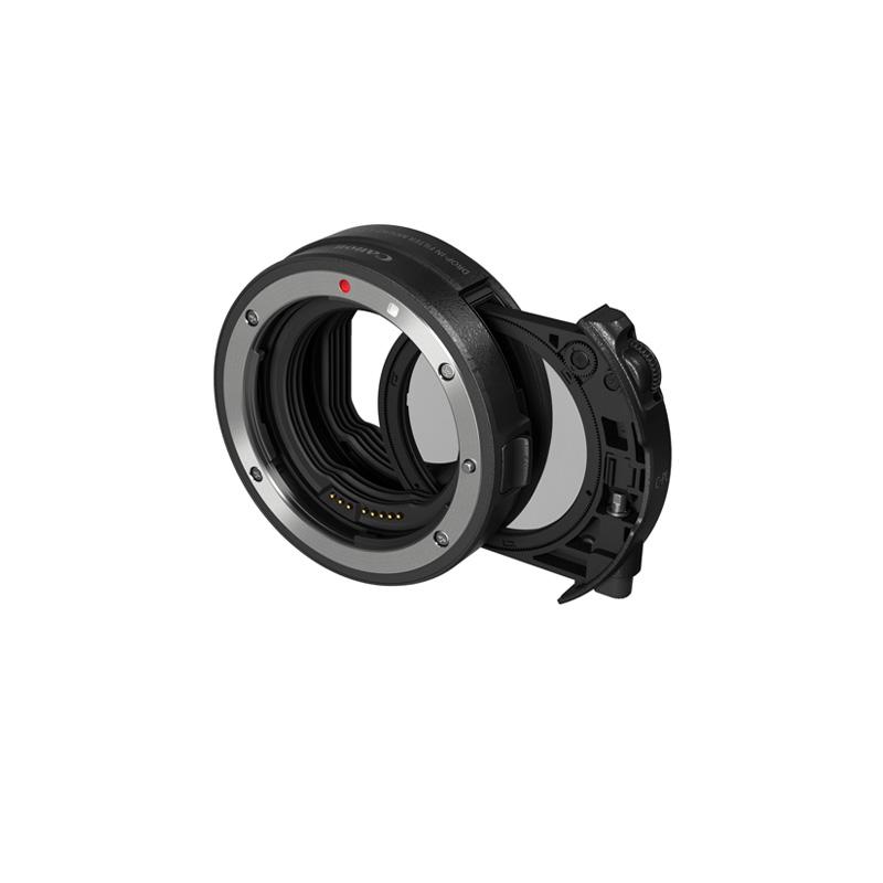 插入式滤镜卡口适配器 EF-EOS R(含插入式圆形偏光滤镜A)