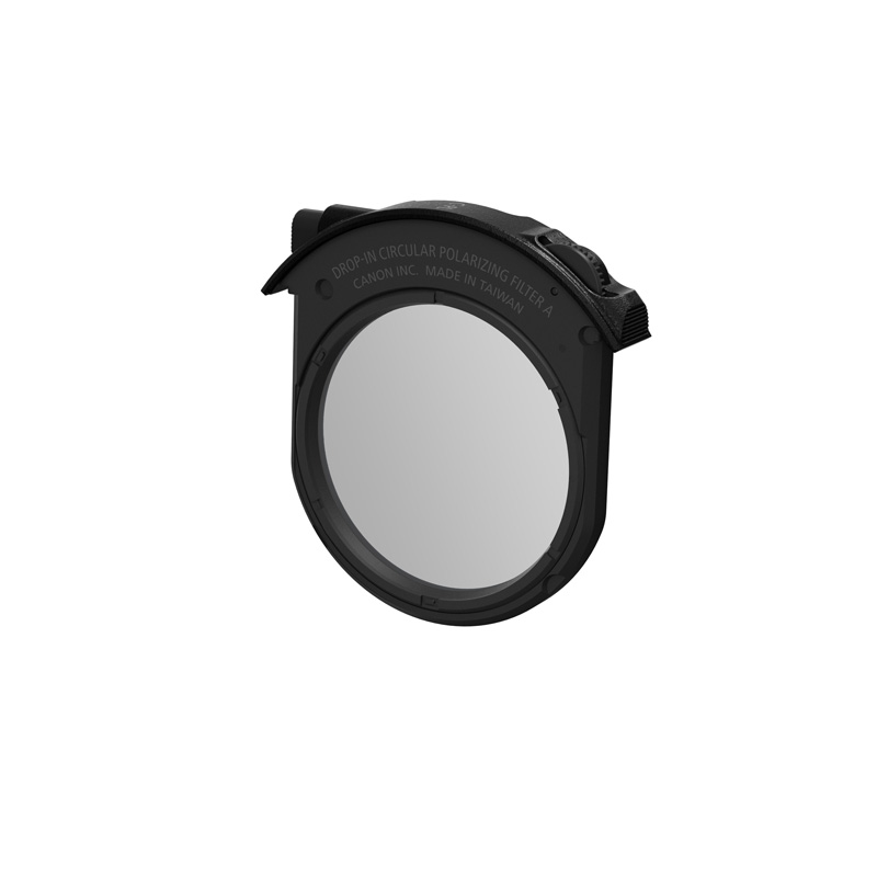 插入式圆形偏光滤镜 A