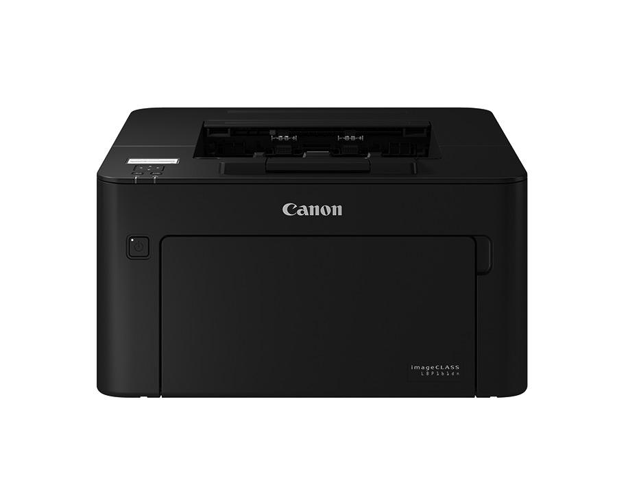 A4幅面黑白激光打印机LBP161dn