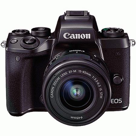 EOS M5 单头套机 EF-M 15-45mm f3.5-6.3 IS STM