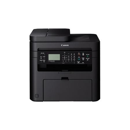 A4幅面黑白激光多功能一体机iC MF243d